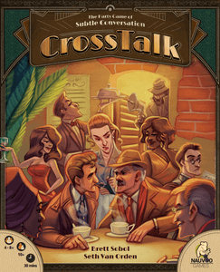 CrossTalk Cover